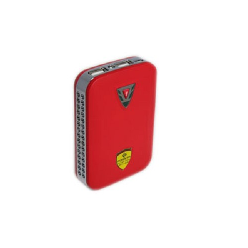 FORSTA Power Bank 8400mAh [FT-84] - Red - Portable Charger / Power Bank